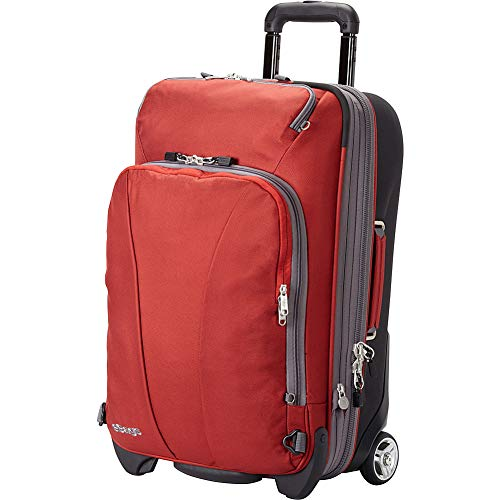 eBags TLS 22 Inch Expandable Wheeled Carry-On - Discontinued (Sinful Red)