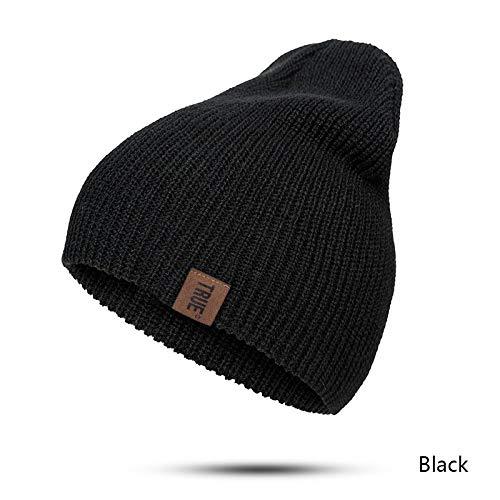 MAOZIJIE CANCHANGE 2018 Nuevos Sombreros de Moda Cálido Invierno ...