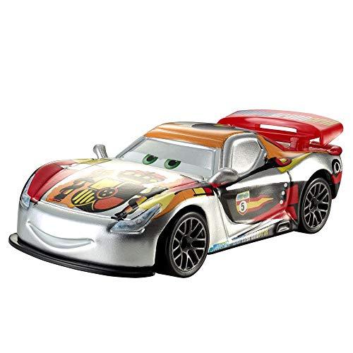 Disney Pixar Cars - Miguel Camino - Véhicule Die Cast Finition Métallisée
