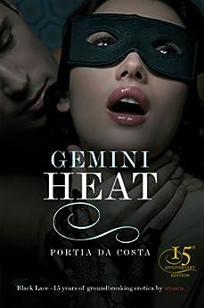 Gemini Heat (Black Lace) by [Portia Da Costa]