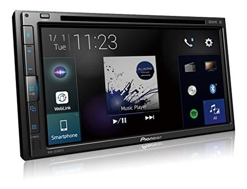 Central Multimídia Avh-Z5280Tv Pioneer 6, 8' Bt Dvd Touch Weblink Android Iphone Tv Digital