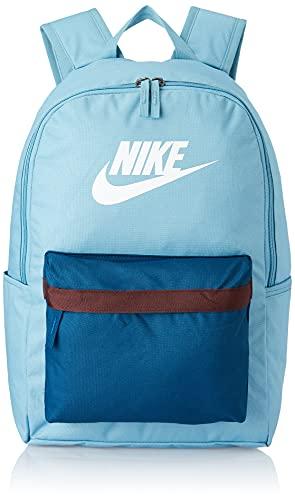 Nike Nk Heritage Bkpk - 2.0 Unisex Ba5879-011 (CERULEAN/VALERIAN BLUE/WHITE)