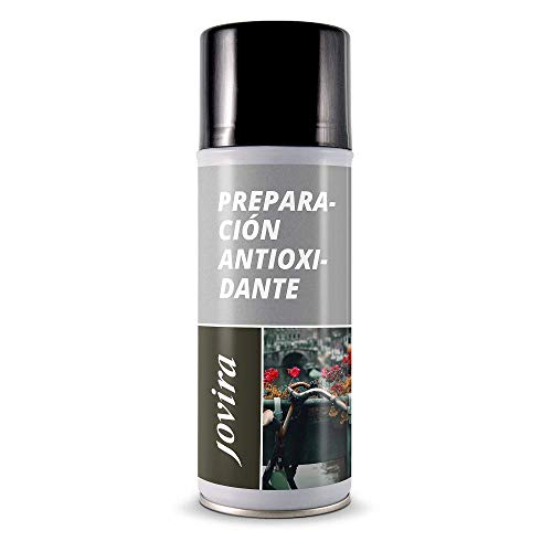 IMPRIMACION ANTIOXIDANTE METAL, Pintura tratamiento superficies de metal anti oxido. Imprimación uso general, Protección total. Anti oxidante. (SPRAY, NEGRO)