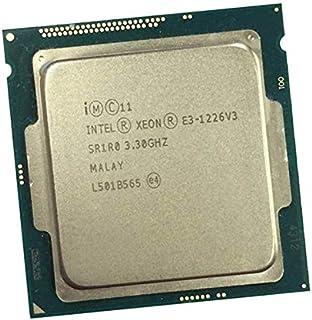 Intel - Procesador de CPU Xeon E3-1226 V3 SR1R0 3.30 GHz LGA1150 Quad Core Haswell