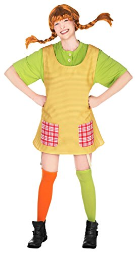 Pippi Calzelunghe Costume per adulti - XX-Large