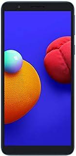 Samsung Galaxy A01 Core Dual Sim 16GB ROM 1GB RAM 4G LTE (UAE Version) - Blue
