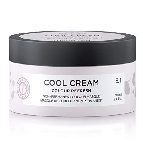 Maria Nila Colour Refresh - Cool Cream 100ml   Eine revolutionäre Farbmaske für ein klares, kühles Farbergebnis, MN-4720