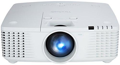 Viewsonic PRO9530HDL Business DLP Beamer (Full-HD, 5.200 ANSI Lumen, HDMI, 2x 7 Watt Lautsprecher, 1.7x optischer Zoom, Lens-Shift) weiß