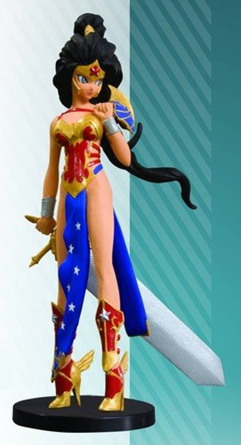 Wonder Woman  5 inch AmeComi Heroine Mini Collectable Action Figure Series 2