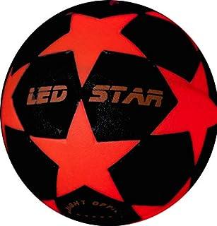 Świecąca piłka nożna Night Kick LED Star - nowy mistrz kuli świecących teraz z akcesoriami