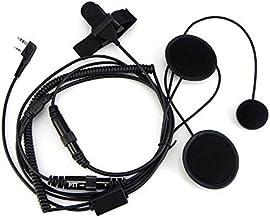 BaoFeng Helmet Kit 2 PIN Full Face Motorcycle Headset Earpiece Mic, for..