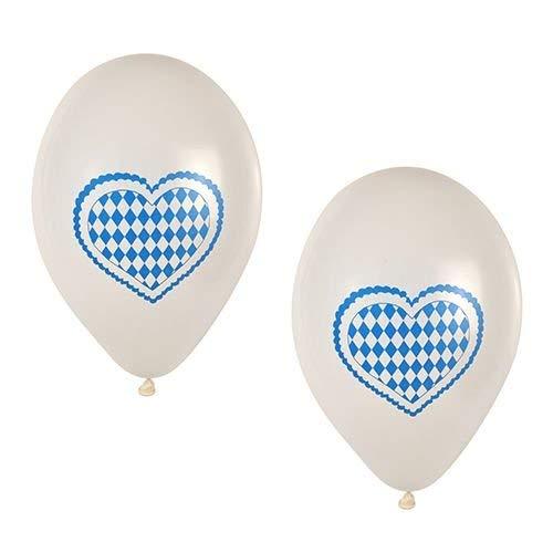 20 Luftballons Ø 25 cm