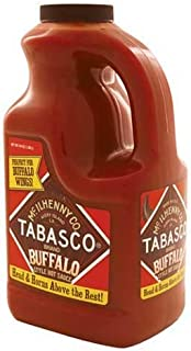 TABASCO Pepper Sauce - 64 Oz. - 1/2 Gallon (Buffalo)
