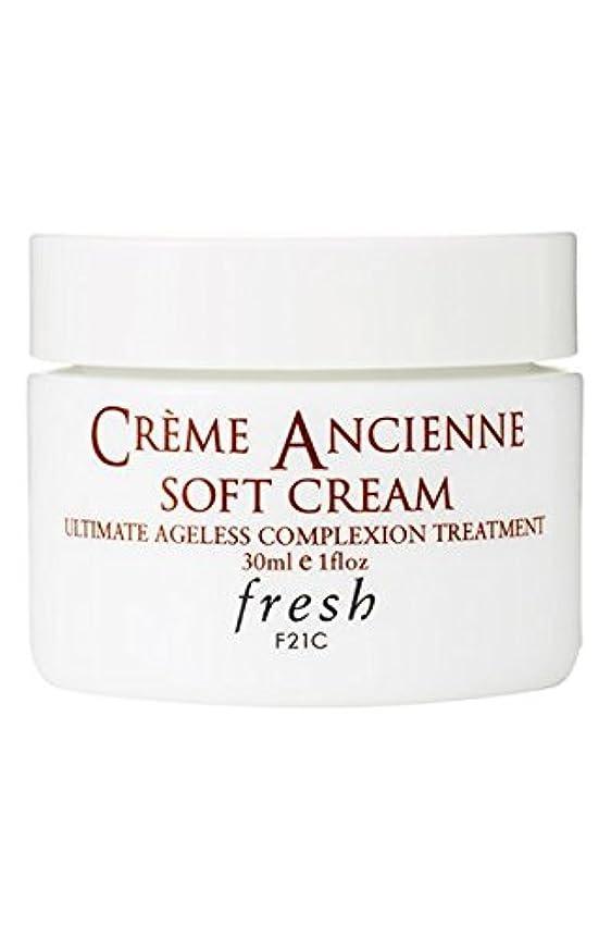 走る生活フリッパーFresh CRèME ANCIENNE Soft Cream Ultimate Ageless Complexion Treatment(フレッシュ クレーム アンシエン ソフト クリーム オルティメイト エイジレス コンプレクション トリートメント) 1.0 oz (30g) by Fresh for Women