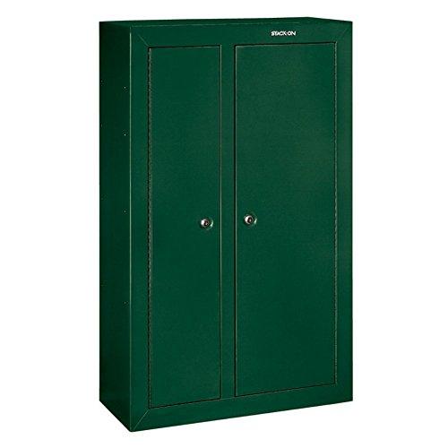 Stack-On GCDG-924 10-Gun Double-Door Steel Security Cabinet