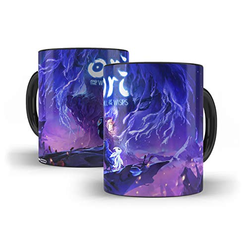 Caneca Ori and the will of the wisps