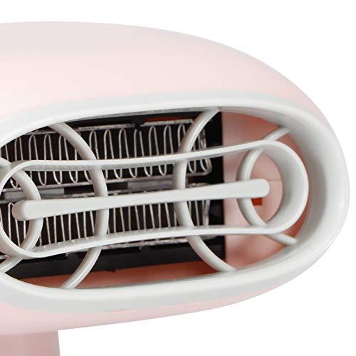 Pwshymi Descongelador de calefacción Conveniente y práctico Calentador de automóvil Descongelador de automóvil Alta Temperatura para Ventana de automóvil(Purification Pink, Pisa Leaning Tower Type)