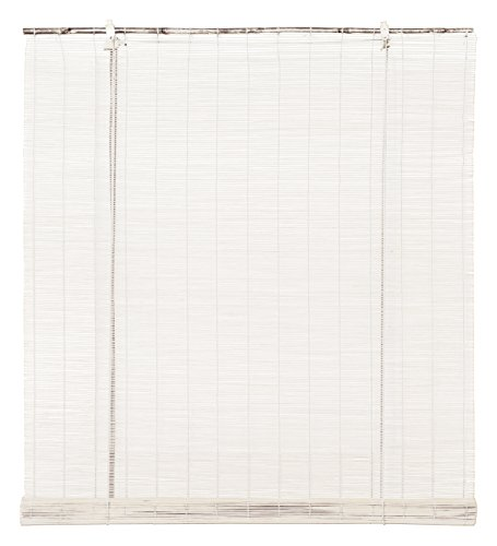 STOR PLANET Estores Collection Estor Bamboo Blanco 120 x 175 cm