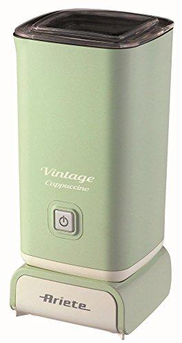 Ariete ESPUMADOR Leche 500 W Verde, 0.25 litros, PLASTICO