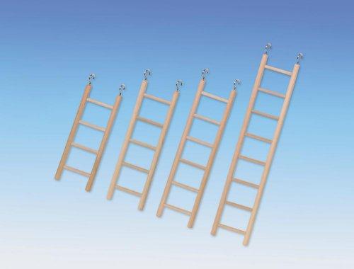 Nobby houten ladder 5 sporten; 22 x 7 cm