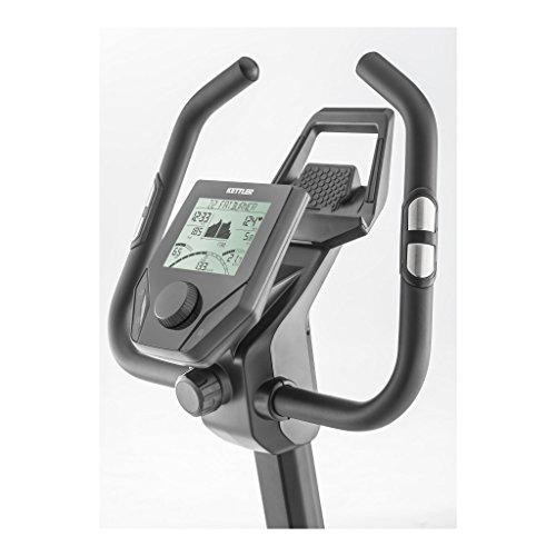 KETTLER - GIRO C3 BLACK - Vélo d'appartement + récepteur wireless
