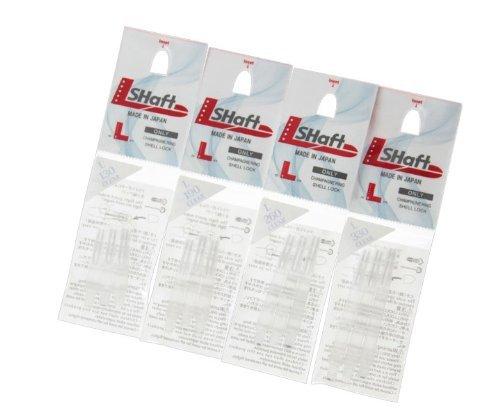 L-Style Kunststoff-Schäfte Dart-Schäfte L-Shaft Clear 33mm Set (3 Stück)