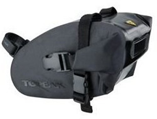 Topeak Wedge DryBag Strap - Bolsa para sillín de bicicleta (impermeable) Talla:medium