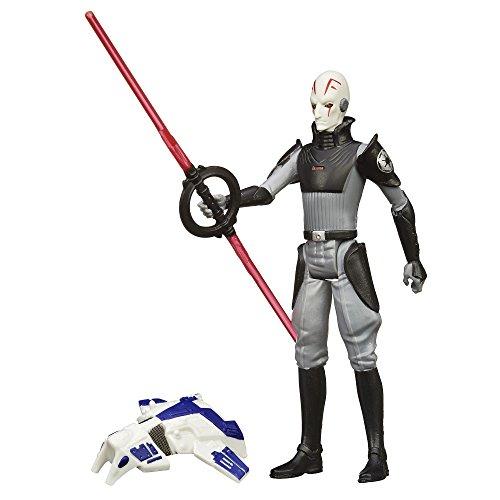 Hasbro Star Wars b4166el2–E73.75Pulgadas Base Figura: Inquisidor, Figura de acción