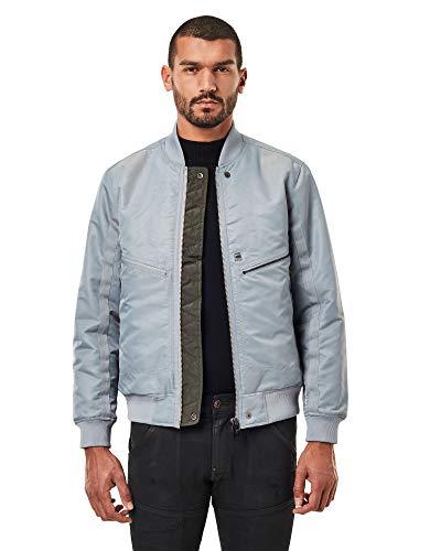 G-STAR RAW Mens Transitional Jacket, dim Grey A521-3885, L