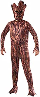 Rubie's Costume Guardians of the Galaxy Groot Child's Costume, One Color, Medium