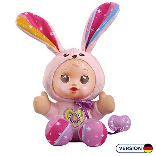 Vtech 80-526504 Little Love - Helena im Hasenstrampler Puppe