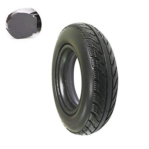 HAOJON Neumático para Scooter eléctrico, neumático sólido a Prueba de explosiones 8x1.75, Antideslizante y Resistente al Desgaste, neumático sin Mantenimiento de Poliuretano, 4 Colores Opcionales