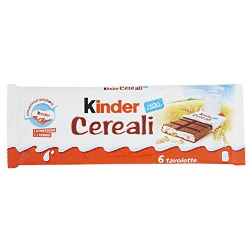 Kinder Cereali T.6