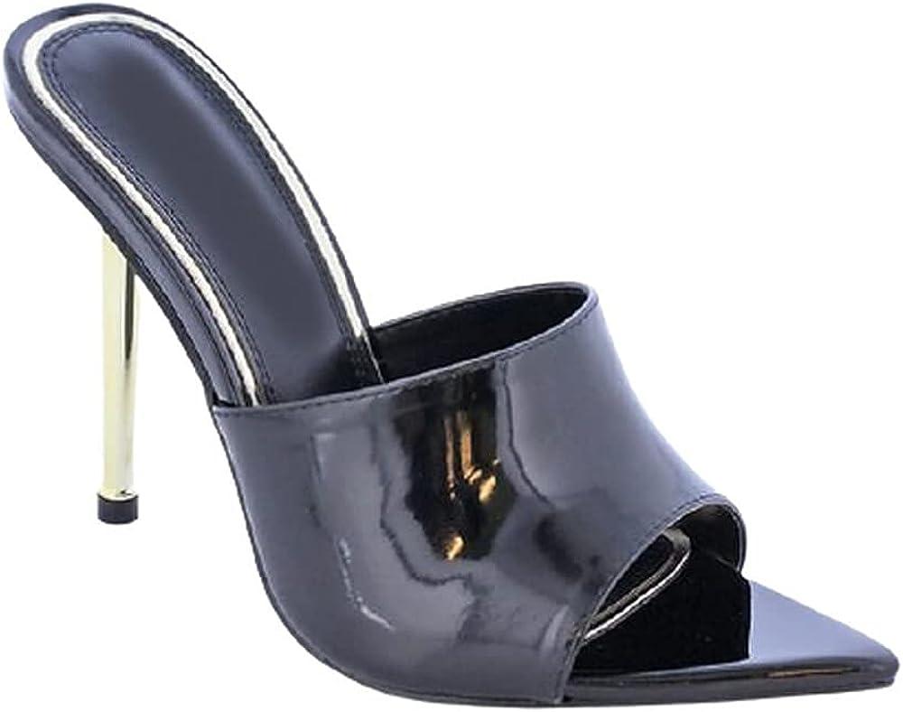 Stiletto High Ranking TOP12 Heel Open Toe On Sandals Slip women Purchase for