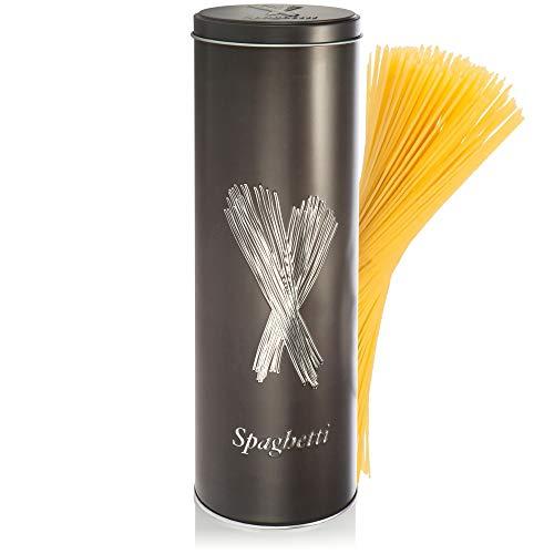 com-four® Barattolo Spaghetti con Coperchio - Contenitore...