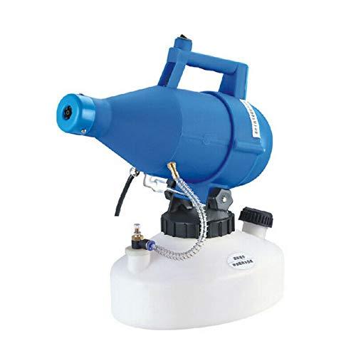 Seesii Elettrico Nebulizzatore Fogger ULV Spruzzatore Micro Spruzzo 8M-10M Spraying Distanza per Anti-epidemia Sterilizzatore Giardinaggio Ufficio Industria 4.5L