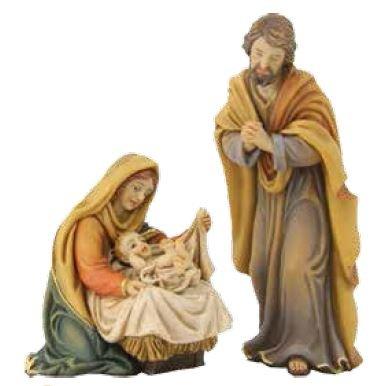 Heilige Familie im Set für ca. 10cm Figuren
