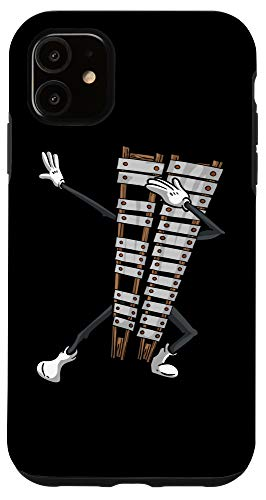 iPhone 11 Cool Dabbing Glockenspiel | Funny Percussion Boys Girls Gift Case