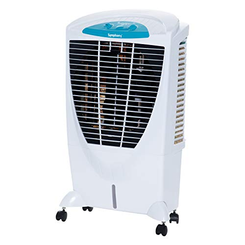 Symphony Winter 56-Litre Air Cooler (White)-For Large room