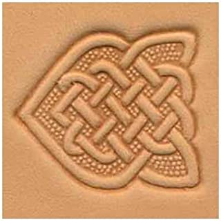 Springfield Leather Company Knotted Arrowhead 3D Leather Stamp