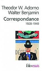 Correspondance - (1928-1940) de Theodor W. Adorno