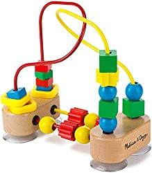 top rated Melissa and Doug's first bead maze 2021