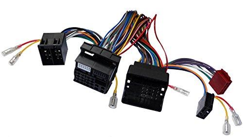 AERZETIX: Cable Adaptador autoradio para Parrot KML Kit Manos Libre de Coche...