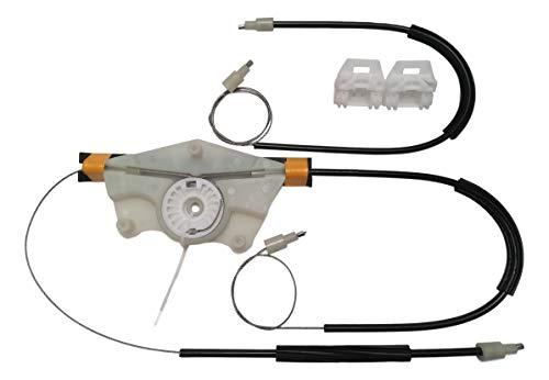 Twowinds - 1M0837461 Kit reparación Elevalunas Delantero Izquierdo Leon MK1 Toledo