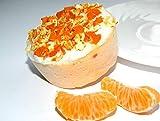 natürliche Seife Peeling Tangerine Seifen Gesicht