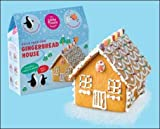 Gingerbread House Kit for Christmas - Large