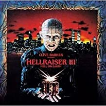 Hellraiser 3:Hell on Earth Soundtrack by Various (1992-08-04)