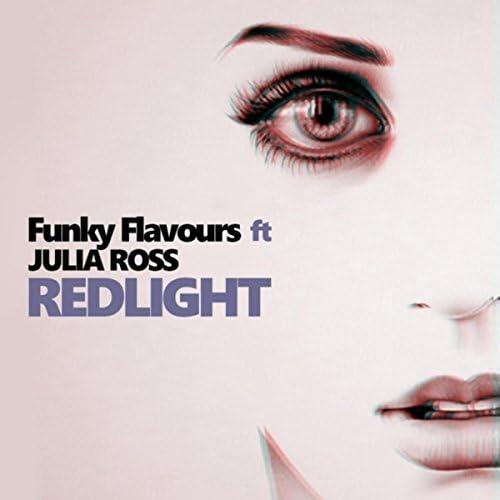 Funky Flavours feat. Julia Ross