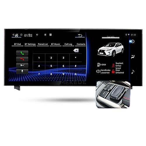 Autoestereo Radio Usb Coche Pantalla Táctil Para Lexus IS 200 250 300 350 200t 300h lexus IS300h 2013-2018 Autorradio GPS Navegación Cámara De Respaldo Estéreo De Coche Audio Video Player SWC