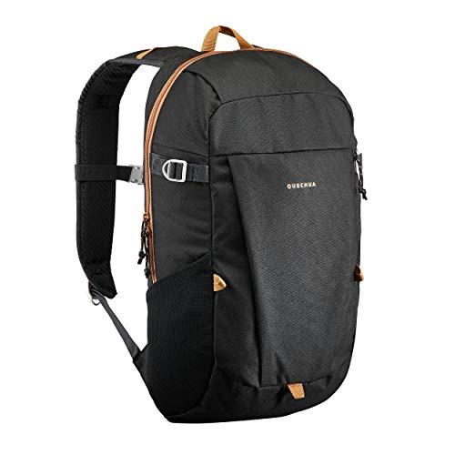 QUECHUA Nature Hiking Backpack 20 L NH100 - 20 L - Black
